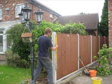 nottingham fencing suppliers